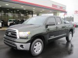 2011 Spruce Green Mica Toyota Tundra SR5 Double Cab #43254717