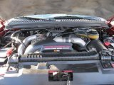 2003 Ford F250 Super Duty XLT SuperCab 4x4 6.0 Liter OHV 32 Valve Power Stroke Turbo Diesel V8 Engine