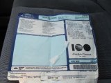 2003 Ford F250 Super Duty XLT SuperCab 4x4 Window Sticker