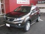 2011 Java Brown Kia Sorento EX #43254743