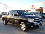 2009 Black Chevrolet Silverado 1500 LT Z71 Crew Cab 4x4 #4312851