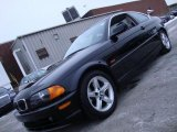2000 Jet Black BMW 3 Series 328i Coupe #43254125