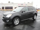2011 Black Granite Metallic Chevrolet Equinox LT #43254760