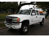 2003 GMC Sierra 2500HD SLT Extended Cab 4x4 Data, Info and Specs