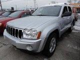 2006 Bright Silver Metallic Jeep Grand Cherokee Limited 4x4 #43255078
