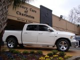 2009 Stone White Dodge Ram 1500 Big Horn Edition Crew Cab #43254832