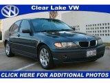 2002 Steel Grey Metallic BMW 3 Series 325i Sedan #43255405