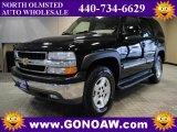 2004 Black Chevrolet Tahoe LT 4x4 #43338458