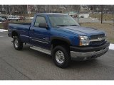 2003 Chevrolet Silverado 2500HD LS Regular Cab 4x4 Data, Info and Specs