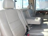 2004 Ford F350 Super Duty Lariat Crew Cab 4x4 Dually Medium Parchment Interior