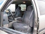 2001 Chevrolet Suburban 1500 LS 4x4 Graphite Interior