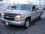 2006 Silver Birch Metallic Chevrolet Silverado 1500 LS Extended Cab #43338539