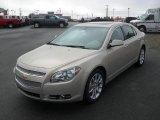 2011 Chevrolet Malibu Gold Mist Metallic