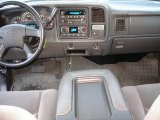 2006 Chevrolet Silverado 1500 LS Extended Cab Dashboard