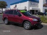 2008 Tango Red Pearl Honda CR-V LX #429838
