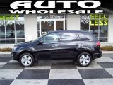 2011 Crystal Black Pearl Acura MDX Technology #43339296