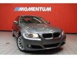 2011 Space Gray Metallic BMW 3 Series 328i Sedan #43339339