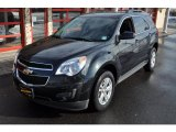 2010 Black Granite Metallic Chevrolet Equinox LT #43339776