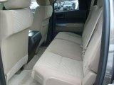 2010 Toyota Tundra SR5 Double Cab 4x4 Sand Beige Interior