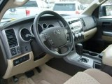2010 Toyota Tundra SR5 Double Cab 4x4 Dashboard