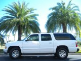 2001 Summit White Chevrolet Suburban 1500 Z71 #43338621