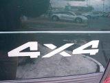 2001 Dodge Ram 2500 SLT Quad Cab 4x4 Marks and Logos