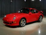 1997 Porsche 911 Turbo S Data, Info and Specs