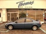 2003 Atlantic Blue Pearl Dodge Neon SXT #43339374