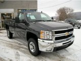 2010 Chevrolet Silverado 2500HD LT Regular Cab 4x4 Data, Info and Specs