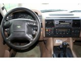 2000 Land Rover Discovery II  Dashboard