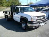 2004 Chevrolet Silverado 3500HD Regular Cab Chassis Data, Info and Specs