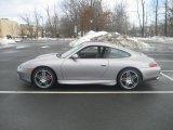 2001 Porsche 911 Carrera 4 Coupe Data, Info and Specs