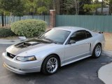 2003 Silver Metallic Ford Mustang GT Coupe #43338808