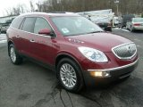 2011 Red Jewel Tintcoat Buick Enclave CXL AWD #43339960