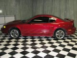 2003 Redfire Metallic Ford Mustang GT Coupe #43339141