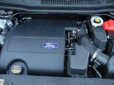 2011 Ford Explorer XLT 3.5 Liter DOHC 24-Valve TiVCT V6 Engine