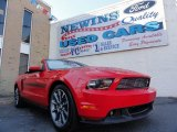 2011 Race Red Ford Mustang GT/CS California Special Convertible #43340063