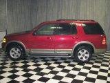 2003 Redfire Metallic Ford Explorer Eddie Bauer 4x4 #43440642