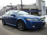 2007 Kinetic Blue Pearl Acura TL 3.5 Type-S #43440287