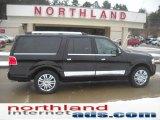 2007 Black Lincoln Navigator L Ultimate 4x4 #43440305