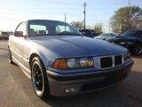 1996 Alaska Blue Metallic BMW 3 Series 328i Convertible #4344684