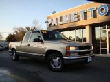 1999 Light Pewter Metallic Chevrolet Silverado 1500 LS Extended Cab #43440693