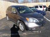 2010 Polished Metal Metallic Honda CR-V EX-L AWD #43441147