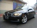2007 Jet Black BMW 3 Series 328xi Coupe #4342591