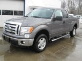 2011 Sterling Grey Metallic Ford F150 XLT SuperCab 4x4 #43441166