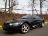 2003 Black Ford Mustang V6 Coupe #43440734