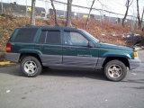 1996 Jeep Grand Cherokee Forest Green Pearlcoat