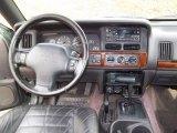 1996 Jeep Grand Cherokee Laredo 4x4 Agate Interior