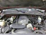 2001 GMC Sierra 1500 SLE Extended Cab 4x4 5.3 Liter OHV 16-Valve V8 Engine