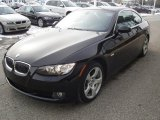 2008 Jet Black BMW 3 Series 328xi Coupe #43440422
